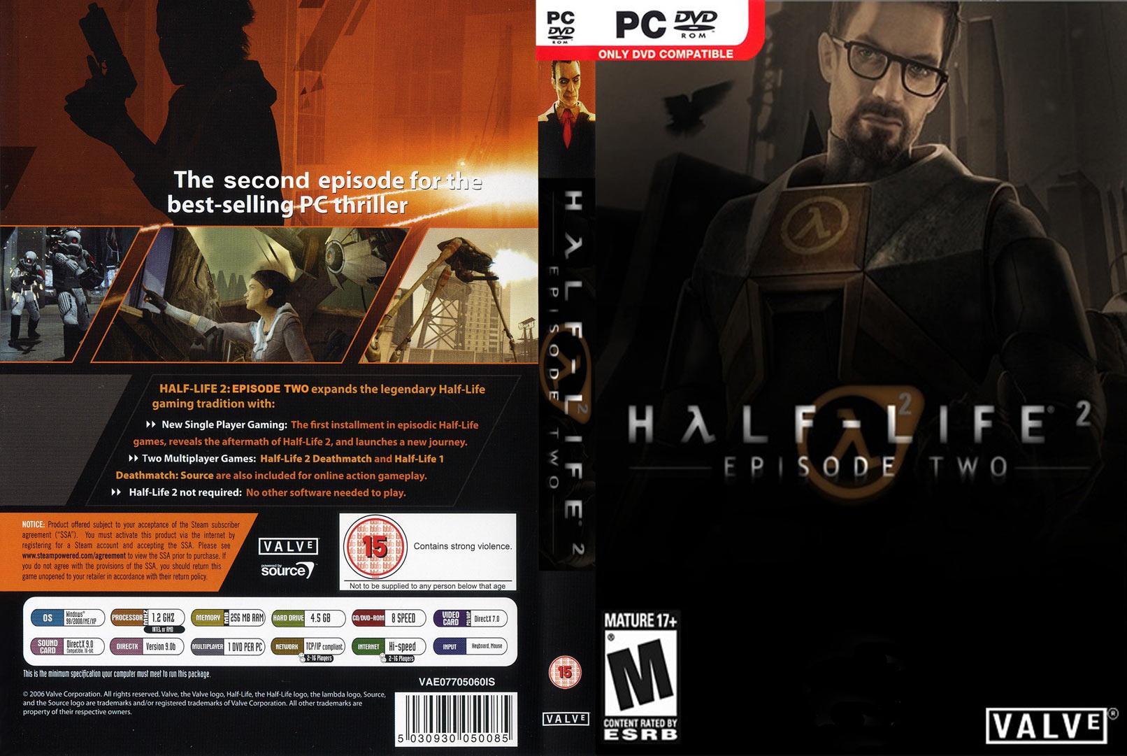 Игра half life 2 episode 2 half life как поставить ботов - самонаводящиеся гранаты