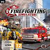 Firefighting Simulator - predný CD obal