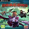 Dragons: Dawn of New Riders - predný CD obal