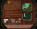 Baldur's Gate: Tales of the Sword Coast - zadný CD obal
