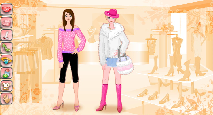 Fashion Girls - screenshot 1