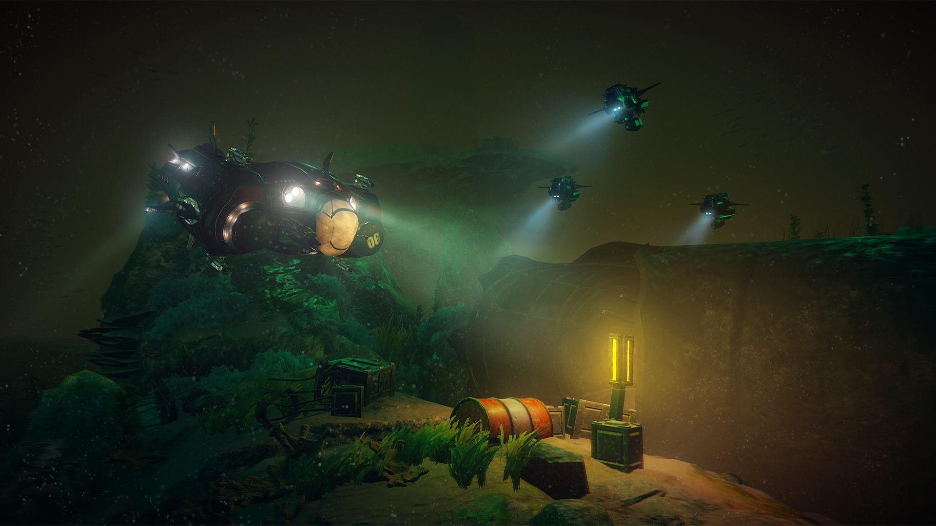 Aquanox: Deep Descent - screenshot 7