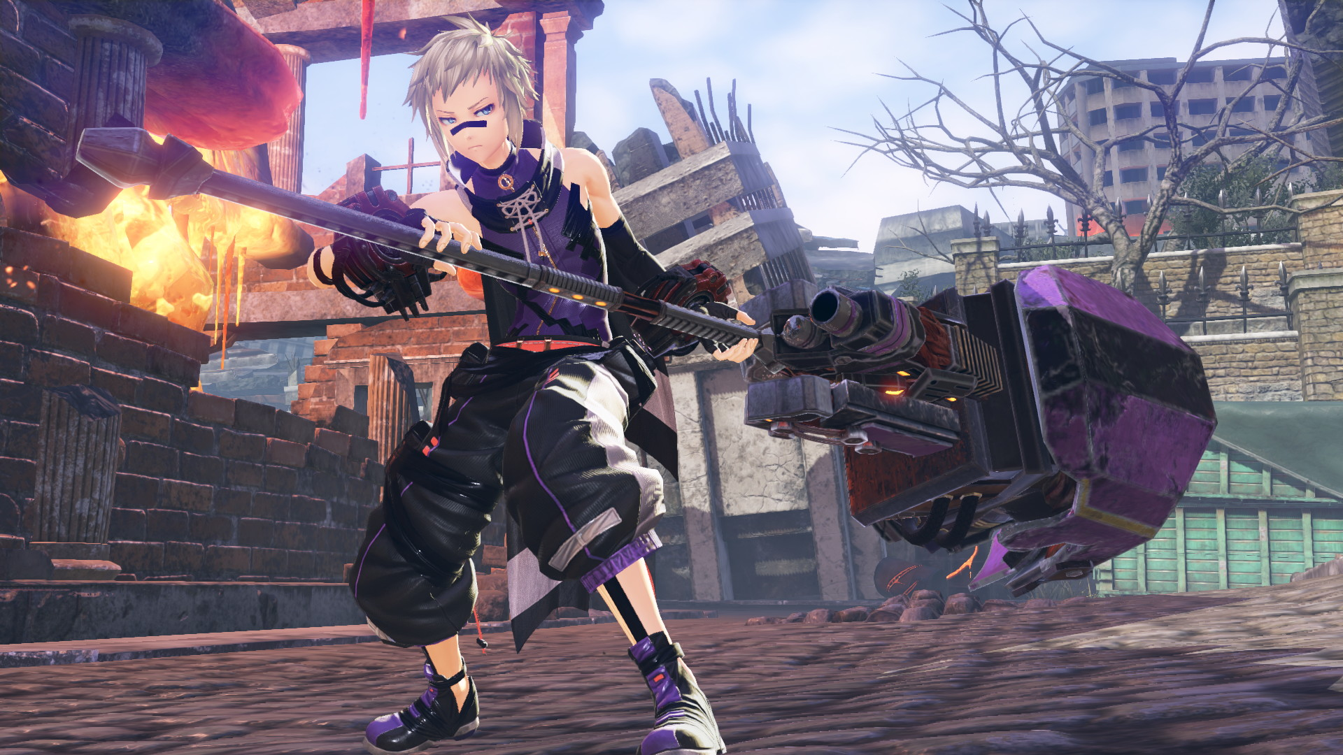 God Eater 3 - screenshot 3