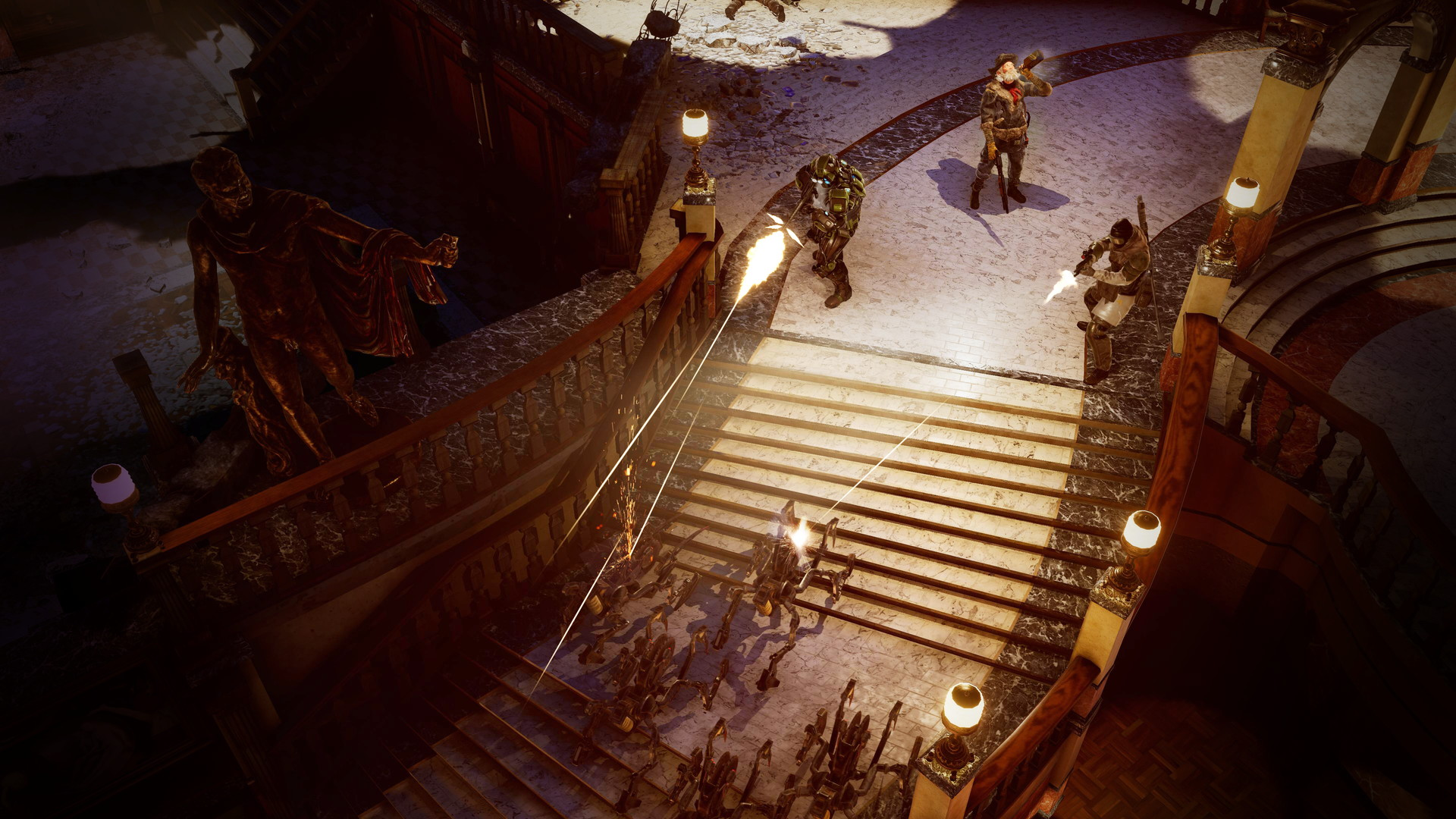 Wasteland 3 - screenshot 15