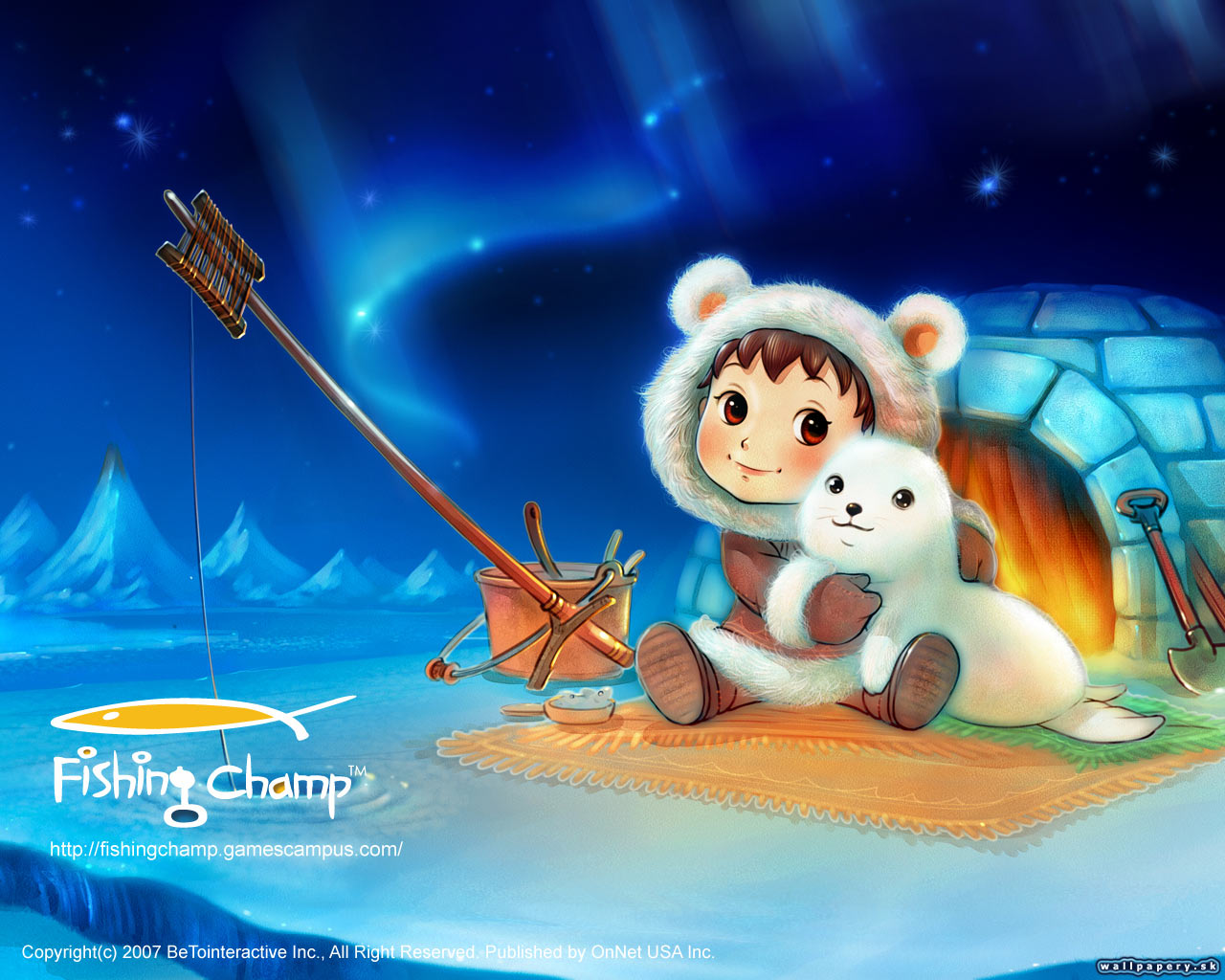 Fishing Champ - wallpaper 5