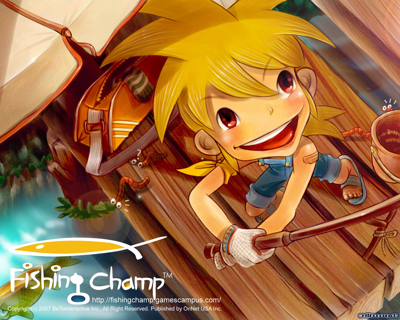 Fishing Champ - wallpaper 6