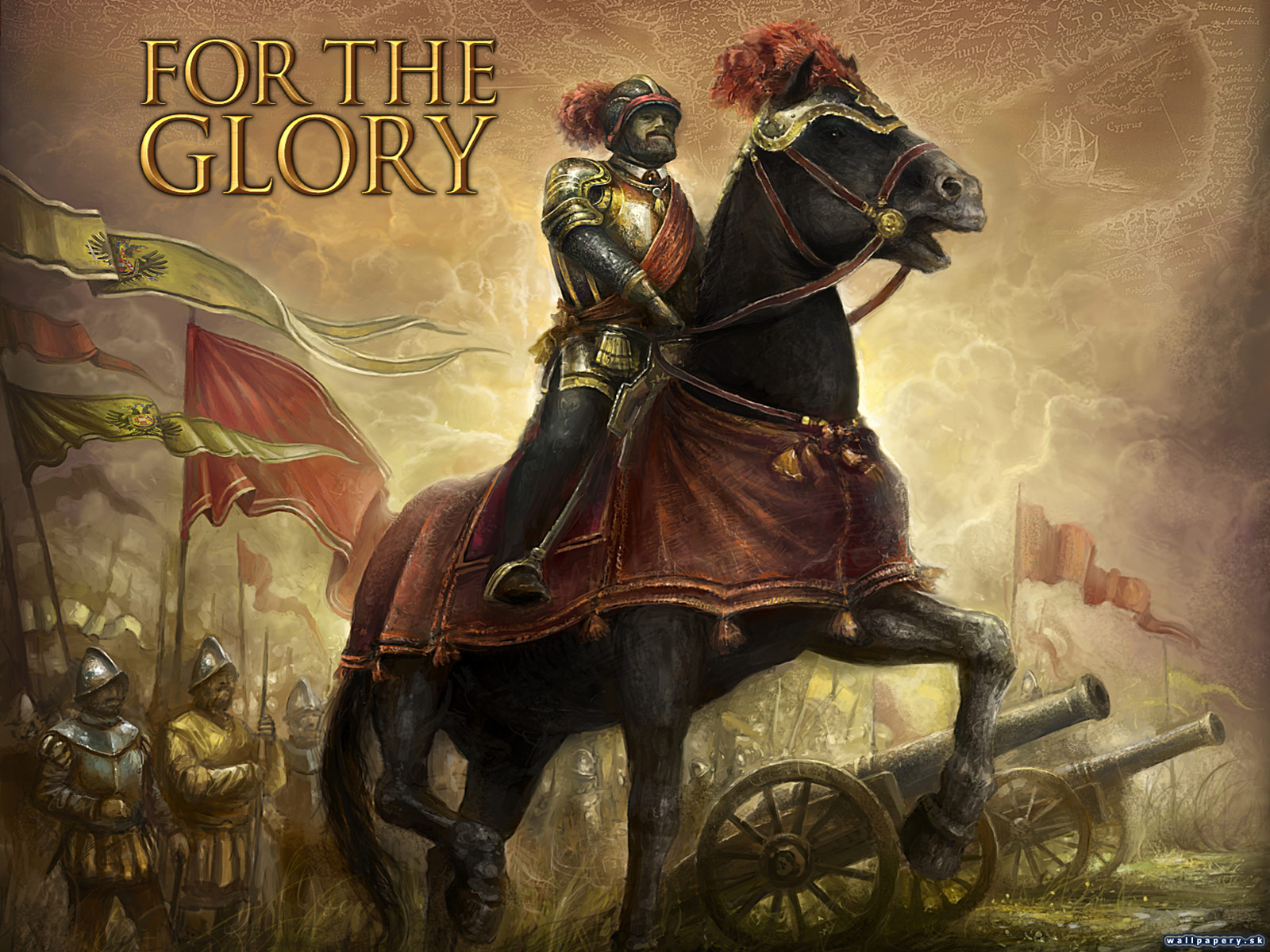 For The Glory: A Europa Universalis Game - wallpaper 1