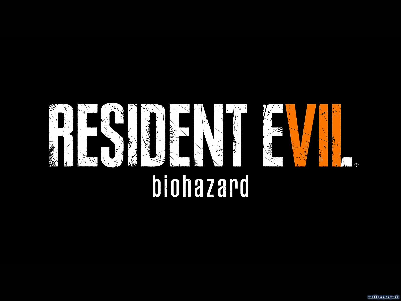 Resident Evil 7: Biohazard - wallpaper 3