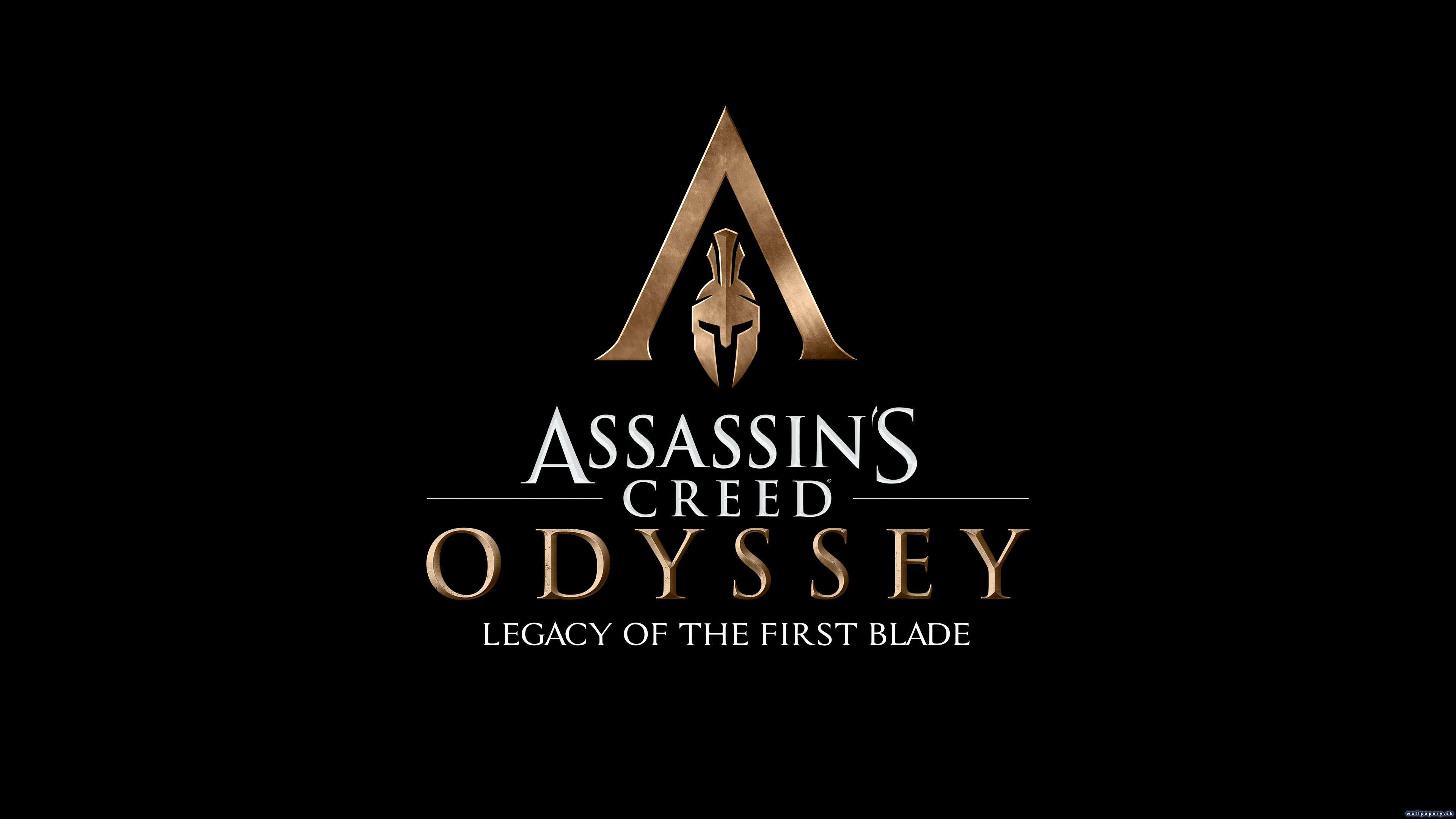 Assassin's Creed: Odyssey - Legacy of the First Blade - wallpaper 3