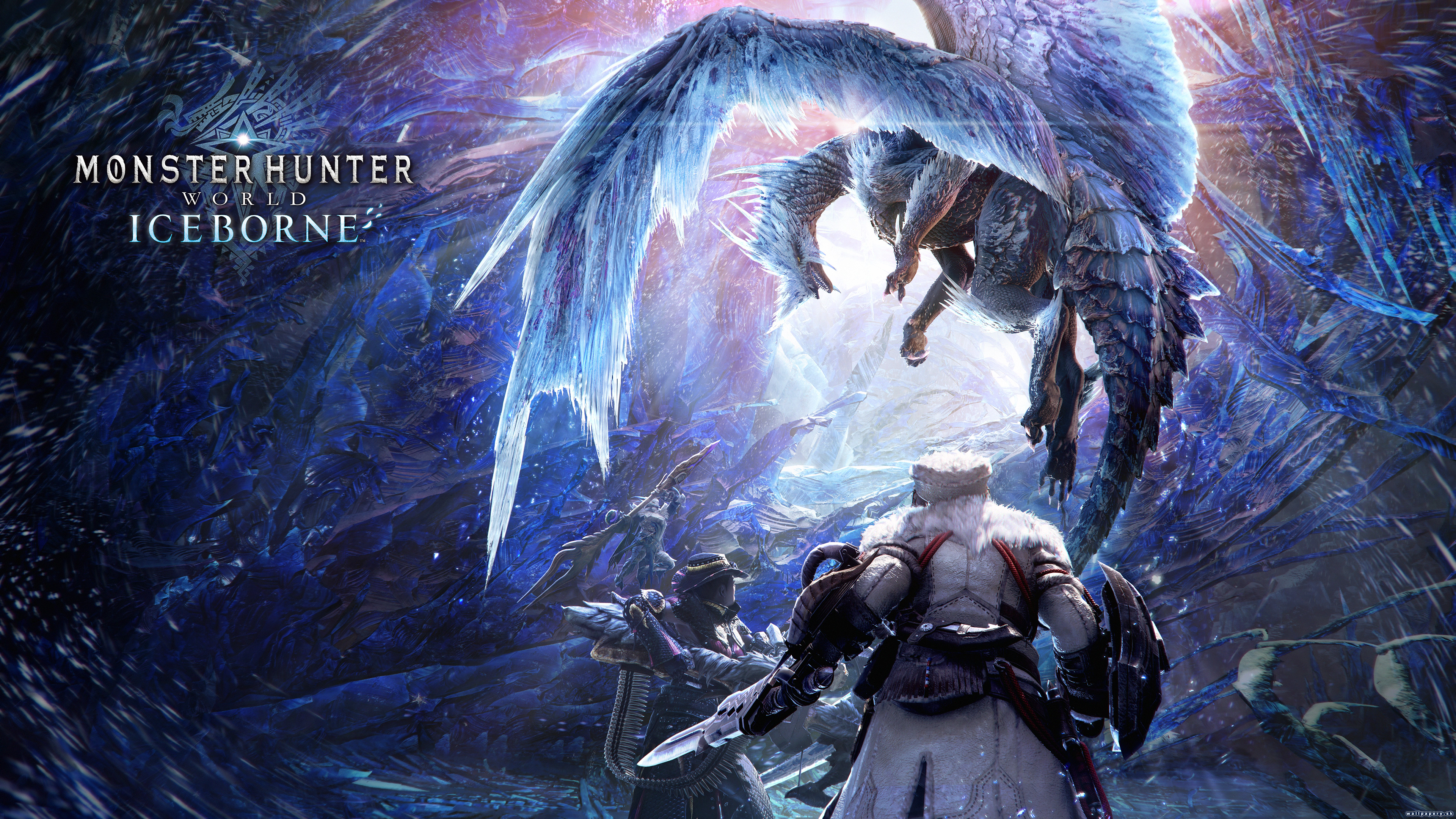 Monster Hunter: World - Iceborne - wallpaper 1