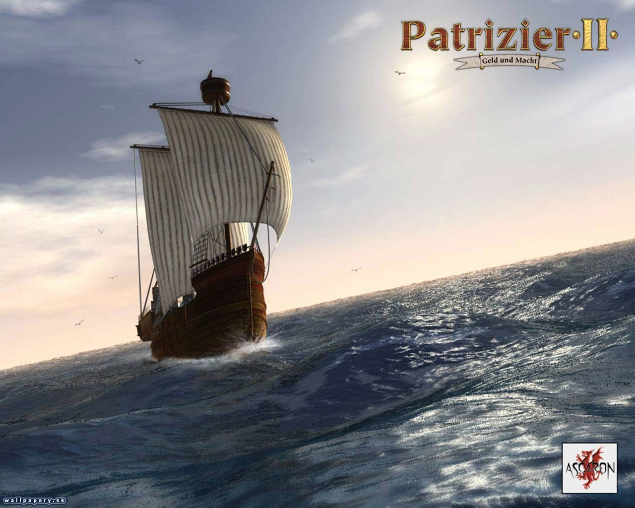Patrician II: Quest for Power - wallpaper 1