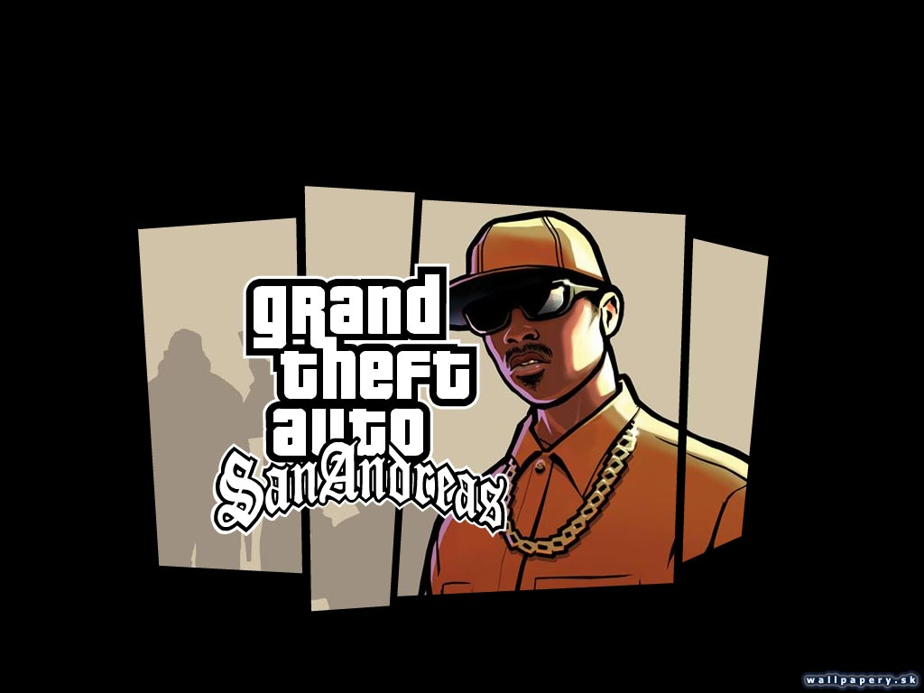 Grand Theft Auto: San Andreas - wallpaper 4