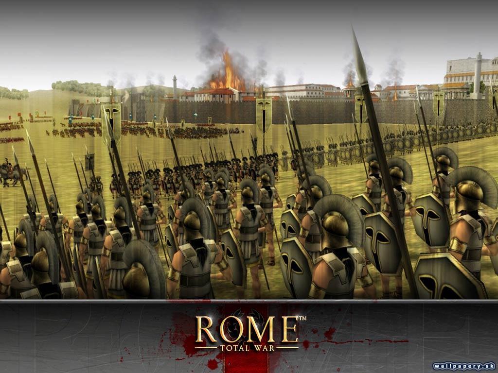Поиск велся по слову Rome Total War обои wallpapers б.